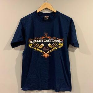 Harley Davidson Big Twin Aruba T-Shirt ~ 2008